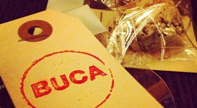 Photo of Italian Restaurant Buca at 604 King St. W, Toronto, ON M5V 1M6, Canada