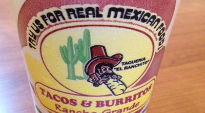 Photo of Mexican Restaurant Tacos & Burritos Rancho Grande at 3444 Ridge Rd, Lansing, IL 60438, United States