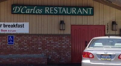 Photo of New American Restaurant D'carlo's at 1347 Main St, Ramona, CA 92065, United States