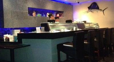 Photo of Sushi Restaurant Blue Fish Sushi at 828 S Oyster Bay Rd, Hicksville, NY 11801, United States