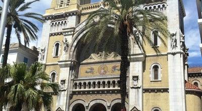 Photo of Church Cathédrale Saint-Vincent-de-Paul de Tunis at Avenue Habib Bourguiba, Tunis, Tunisia