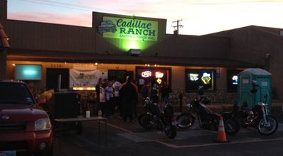Photo of Dive Bar Cadillac Ranch at 22573 Us Highway 18, Apple Valley, CA 92307, United States