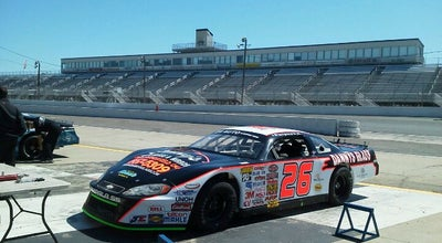 Photo of Racetrack Langley Speedway at 118-178 Sonny Hutchins Dr, Hampton, VA 23666, United States