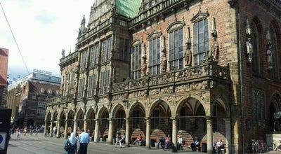 Photo of City Hall Rathaus Bremen / Bremen Town Hall at Am Markt 21, Bremen 28195, Germany