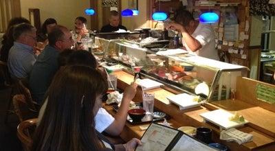 Photo of Sushi Restaurant Sushi Zono at 831 W Hamilton Ave, Campbell, CA 95008, United States