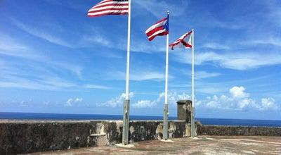 Photo of Castle Castillo San Cristobal at Calle Norzagaray, San Juan 00902, Puerto Rico