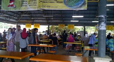 Photo of Asian Restaurant Medan Selera Cendol & Laksa at 10-16 Jalan Taiping, Kuala Kangsar 33000, Malaysia