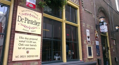 Photo of Bar De Pintelier at Kleine Kromme Elleboog 9, Groningen 9718BS, Netherlands
