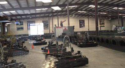 Photo of Racetrack Fastkart Indoor Speedway at 2840 Wadman Dr, Ogden, UT 84401, United States