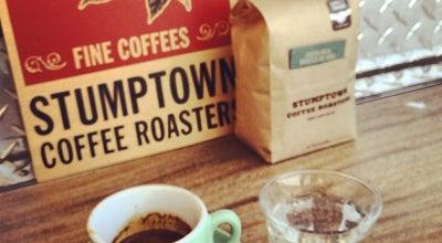 Photo of Coffee Shop Papa November at 201 Kansas St, San Francisco, CA 94103, United States