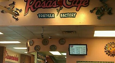 Photo of Mexican Restaurant Rosa's Cafe and Tortilla Factory at 4945 E 42nd St, Odessa, TX 79762, United States