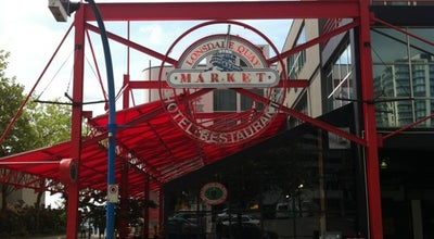 Photo of Market Lonsdale Quay Market at 123 Carrie Cates Court, North Vancouver, BC V7M 3K7, Canada