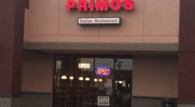 Photo of Italian Restaurant Primo's at 151 Hudson Dr, Elizabethton, TN 37643, United States