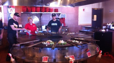 Photo of Asian Restaurant Genghis Grill at 191 Damonte Ranch Pkwy, Reno, NV 89521, United States