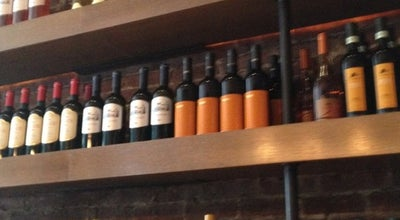 Photo of Italian Restaurant Felice Wine Bar at 166 1st Ave, New York, NY 10065, United States