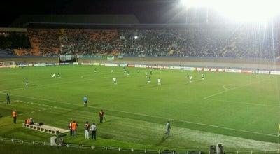Photo of Soccer Stadium Estádio Serra Dourada at R. 31, Goiânia 74805-180, Brazil