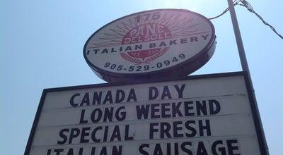 Photo of Bakery Pane del Sole at 175 John St N, Hamilton, On, Canada