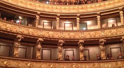 Photo of Opera House Opera SND at Hviezdoslavovo Nám., Bratislava, Slovakia
