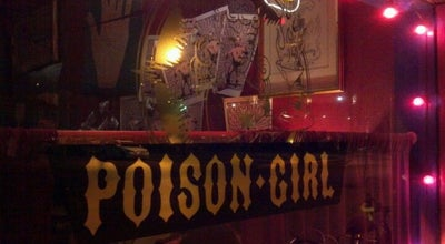 Photo of Whisky Bar Poison Girl at 1641 Westheimer Rd, Houston, TX 77006, United States