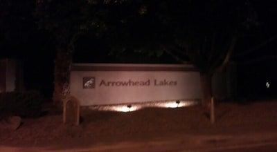 Photo of Lake The Arrowhead Lakes at 5450 W Tonopah Dr, Gledale, AZ 85308, United States
