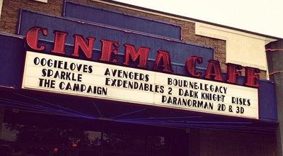 Photo of Movie Theater Cinema Cafe at 1220 Fordham Dr, Virginia Beach, VA 23464, United States