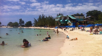 Photo of Beach Aquasol Theme Park at Walter Fletcher Beach, Montego Bay, Jamaica