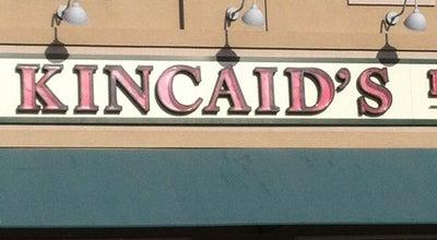 Photo of Burger Joint Kincaid's Hamburgers at 3900 Arlington Highlands Blvd, Arlington, TX 76018, United States
