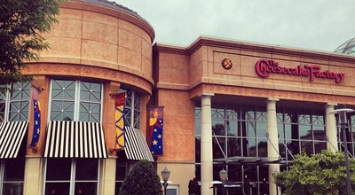 Photo of American Restaurant The Cheesecake Factory at 4400 Sharon Rd, Charlotte, NC 28211, United States