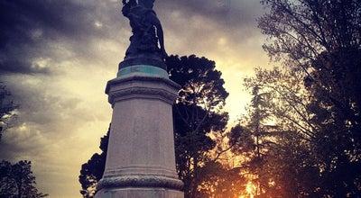 Photo of Monument / Landmark Monumento del Ángel Caído at Parque Del Retiro, Madrid 28009, Spain