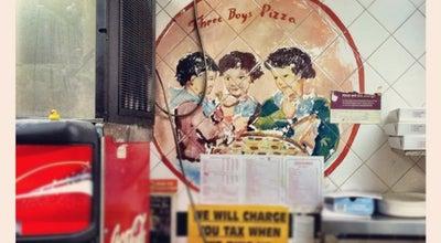 Photo of Pizza Place Three Boys from Italy Pizzeria at 714 Burke Ave, Bronx, NY 10467, United States