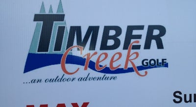 Photo of Theme Park TimberCreek Golf Centre at Canada