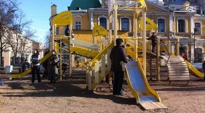 Photo of Playground Детская Площадка at 7 Линия В.о., город Санкт-Петербург, Russia