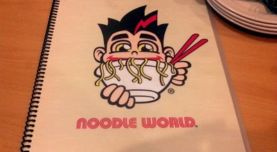 Photo of Ramen / Noodle House Noodle World San Marino at 932 Huntington Dr, San Marino, CA 91108, United States