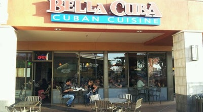 Photo of Cuban Restaurant Bella Cuba at 3940 S Bristol St, Santa Ana, CA 92704, United States