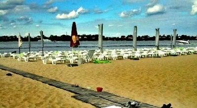 "Photo of Beach Пляж ""Маячок"" at Ukraine"