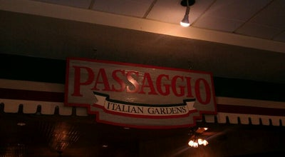 Photo of Italian Restaurant Passaggio Italian Gardens at 2121 S Casino Dr, Laughlin, NV 89029, United States