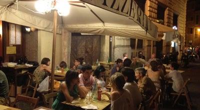 Photo of Pizza Place Alle Carrette at Via Della Madonna Dei Monti 95, Rome 00184, Italy