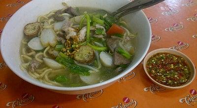 Photo of Chinese Restaurant RM Surya Jaya at Jl. Sutomo, Lubuk Pakam, Indonesia