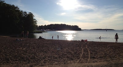 Photo of Beach Nunnalahti at Finland