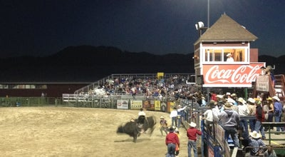 Photo of Racetrack Jackson Hole Rodeo at 447 W Snow King Ave, Jackson, WY 83001, United States