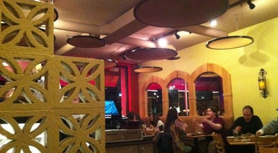 Photo of Middle Eastern Restaurant Aladdin's Eatery at 782 W Market St, Akron, OH 44303, United States