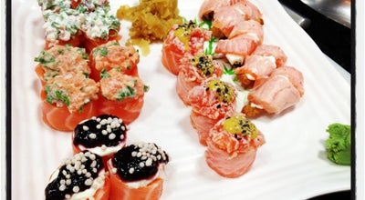 Photo of Sushi Restaurant Japinha Sushi at Av. Vila Lobos, 625, Sete Lagoas 35700-068, Brazil