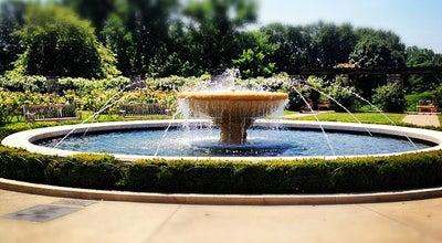Photo of Park Loose Park at 5200 Wornall Rd., Kansas City, MO 64112, United States
