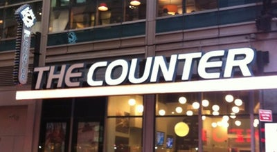 Photo of Other Venue The Counter at 570 Fashion Ave, New York, NY 10036