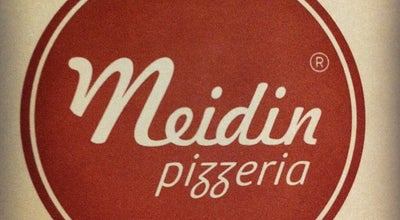 Photo of Pizza Place Pizzeria Meidin at R. 5 De Outubro, 262, Cedofeita 4100-172, Portugal