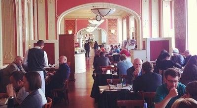 Photo of Cafe Café Louvre at Národní 22, Praha 110 00, Czech Republic