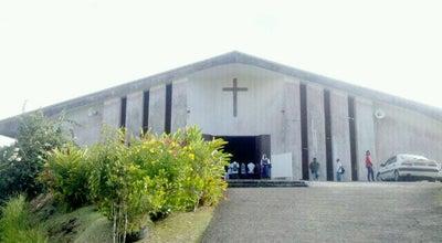 Photo of Church Eglise Sainte-Face de Briant at Fort-de-France 97200, Martinique