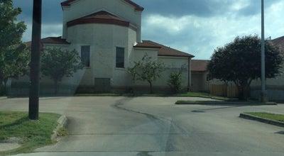 Photo of Church St. Teresa Catholic Church at 1212 Lucky St, Bryan, TX 77803, United States