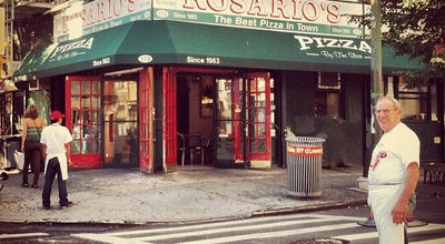 Photo of Pizza Place Rosario's Pizza at 173 Orchard St, New York, NY 10002, United States