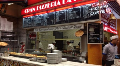 Photo of Pizza Place Gran Pizzería La Rey at Av. Corrientes 965, Buenos Aires, Argentina